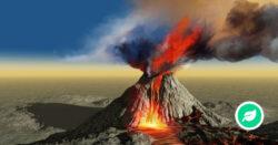 hvorfor går vulkaner i udbrud