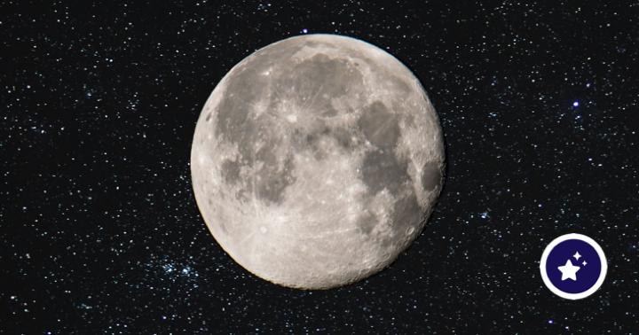 Hvad er månen lavet af?