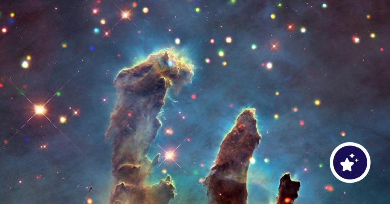 Hvad er stjerner lavet af?